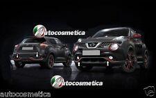 Nissan Juke 2014 cover marcos parachoques delantero+trasero +de color porpora
