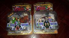 Legend of Zelda Ocarina LINK EPONA IMPA W/ HORSE Toybiz NEW Toy Biz