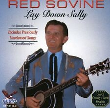 Red Sovine - Lay Down Sally [New CD]