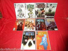Wildcats #1-10 Comics by WildStorm Complete Set Run Comic 1999 Series