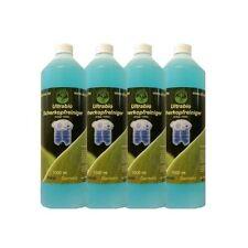 4 LITRES DE RECHARGE LIQUIDE compatible BRAUN CLEAN RENEW lotion nettoyante CCR