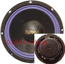 """200 mm 8"""" Bass Lautsprecher 150w 2x4 ohm NEU 20cm Basslautsprecher 150 Watt 20cm"""