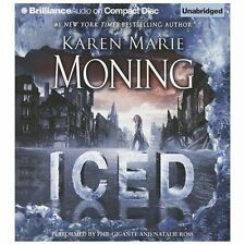 Fever: Iced 6 by Karen Marie Moning (2013, CD, Unabridged)