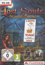 PC CD + Lost Souls + Enchanted pinturas + Mago de Oz + King Arthur + win 7