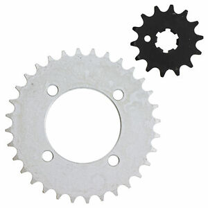 NICHE 420 Pitch Front 14T Rear 32T Drive Sprocket Kit for Yamaha LB50
