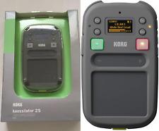 KORG kaossilator 2S DYNAMIC PHRASE SYNTHESIZER KO2S Official Model New Boxed