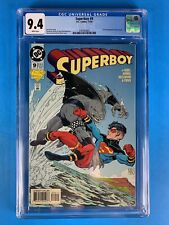 Superboy #9 CGC 9.4 (1st King Shark)