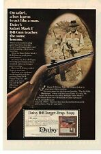 1971 Daisy BB Gun Advertisement