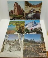 6 Vtg The Louis Allis Messenger Magazine Mixed Book Lot 1954 to 1960 Illustrated