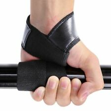 Wrist Band Weightlifting Lifting Straps Protection Strap With Neoprene Padded