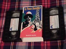 Is Paris Burning? + Paths of Glory (Vhs) (War-Action Lot) Free Ship.) Kubrick