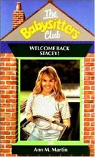 Welcome Back, Stacey! (Babysitters Club),Ann M. Martin