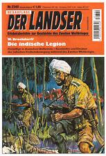 Landser - Die indische Legion kämpft an deutscher Seite - Turban statt Stahlhelm