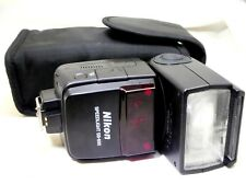 Nikon Speedlight SB-600 Flash for PARTS - NOT WORKING AS IS - DOES NOT POWER UP