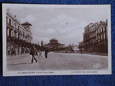 Thessaloniki-Salonica Greece-Ottoman Turkey/Saint Sophia Square/RPPC/Unposted