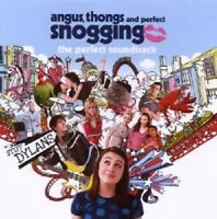 ANGUS,THONGS AND PERFECT SNOGGING SOUNDTRACK CD OST NEU