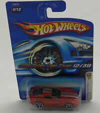 HOT WHEELS (MATTEL) ~ 2006 DODGE VIPER COUPE (First Editions) ~ 2006 J3253 ~ NEW
