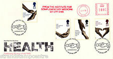 1998 National Health Service - Inst for Complementrary Medicine MM - Heart H/S
