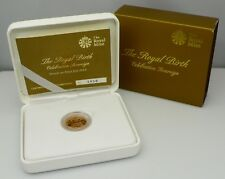 2013 British Gold Soverign The Royal Birth Celebration Boxes COA Mintage 2013pcs