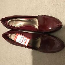 Women's Clarks  Leather shoes Uk size 4 / Europe 37 - Brand New