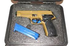 Handgun semi automatic Pistol+ 3 mags Foam kit converts your Pelican 1200 case