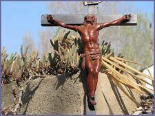 CHRIST EN CROIX DÉBUT XVIIème siècle EN BUIS