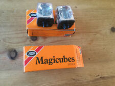 Boots Flash Cubes 'Magicubes' type X 5 cubes 20 flashes