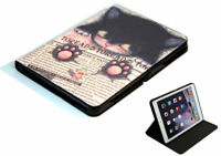 Ipad Air 1/2 Pro 9.7 2017 Apple Car Kitten Smart Cover Case Flip New Stand Hard