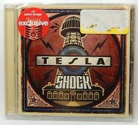 Tesla: Shock [Target Bonus Tracks] ~ New CD (Mar-2019, UMe (USA))