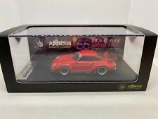 Mce 1:64 Porsche 911 Rwb Rauh-Welt Red Bus Limited 250 Pieces