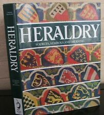 Heraldry: Sources, Symbols And Meaning. Neubecker, 1988 - 1500 color illus