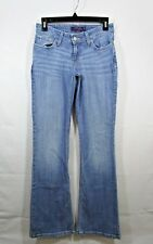 Levi's Women's Curvy Cut 528 Jeans Medium Wash 5 Pockets Size 3M