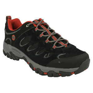 MENS MERRELL RIDGEPASS J247305C LACE UP WALKING SPORTS SHOES HIKING TRAINER SIZE