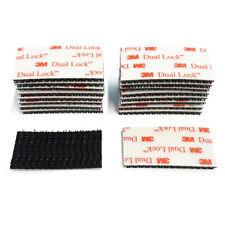 3M Klettband Klettpad 18x stark selbstklebend Druckverschluss Kennzeichen SJ3550