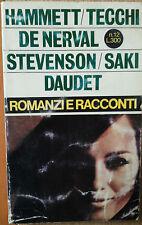 Romanzi e racconti - AA.VV. - Sadea Editore,1966 - R