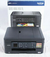 Brother MFC-J480DW Multifunktionsgerät Drucker Scanner Fax WiFi Kopieren