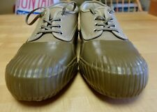 Moonstar Mudguard Shoes Khaki ~ US 11/Jpn 29 ~ New in Box ~ Rare Outside Japan
