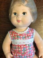 Remco Doll 1978 Blonde Hair Blue Eyes