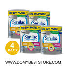 Similac Pro Advance HMO Infant Formula,For Fussiness & Gas 30.8 oz(4 PK)EXP03/23
