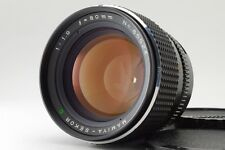 【MINT】 Mamiya Sekor C 645 80mm F1.9 for 1000s Super Pro TL from Japan #1642