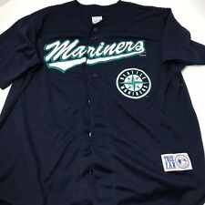 Vintage Ken Griffey Jr Seattle Mariners Jersey XL 1999 New without tags