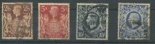 Great Britain 1932-42 Scot 249,250,251,251A Used King George Vi