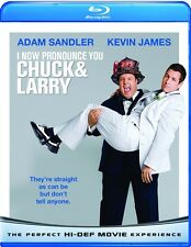 I NOW PRONOUNCE YOU CHUCK & LARRY New Blu-ray Adam Sandler Kevin James