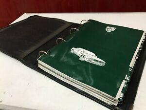 Genuine Jaguar XJ6-XJ12 1995-97 Service Technical Bulletins Manual Volume 2