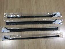 Window Door Glass Belt Seal Trim Weatherstrip for Toyota Land Cruiser FJ40 BJ40