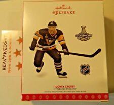 2017 Hallmark Keepsake Ornament Sidney Crosby Pittsburgh Penguins