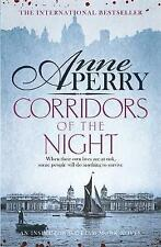 """""""VERY GOOD"""" Perry, Anne, Corridors of the Night (William Monk Mystery, Book 21):"""