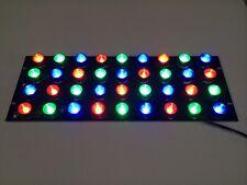 PANEL 36x1w FÜHRTE RGB LUXEON 24-volt 36w 3.000 LUMEN