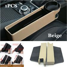 1pcs Car Seat Crevice Box Storage Gap Pocket Phone Coins Organizer Accessories