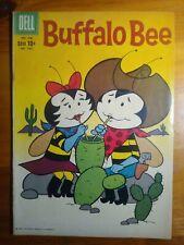 Silver age Buffalo Bee Dell Comicbook #1061 1960 Vg/Fine scarce hard to find!